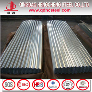 Galvanized Corrugated Roofing Sheet for Building Material pictures & photos