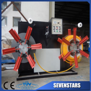 Cheap Price Plastic PE/PPR/PVC Pipe Winder pictures & photos