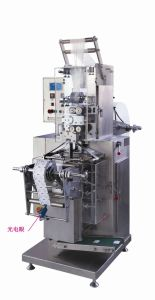 Zjb Automatic Wet Tissue Snacks Packaging Equipment for Sale at Home pictures & photos