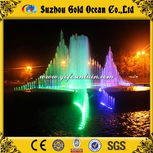 Outdoor Garden Dancing Water Fountain