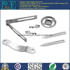 High Precision Custom Aluminium Stamping Parts pictures & photos