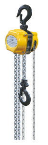 Hoisting Machinery Chain Hoist with G80 Chain 0.25ton pictures & photos