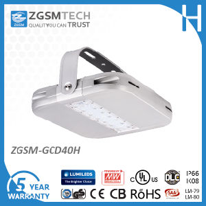 Energy Efficient 40W 110lm/W LED High Bay Light Fixture pictures & photos
