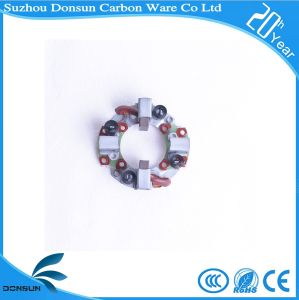Wholesale Carbon Brush for Electric Motor of Vehicle pictures & photos