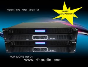 Powerfull Professional Power Amplifier (RF SERIES)