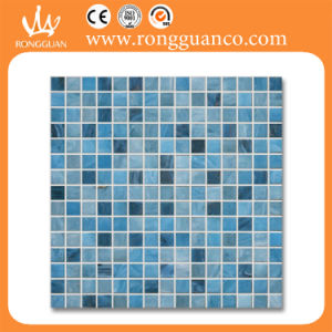 Green Mixture Glass Mosaic for Swimming Pool and Jacuzzi (MC827) pictures & photos
