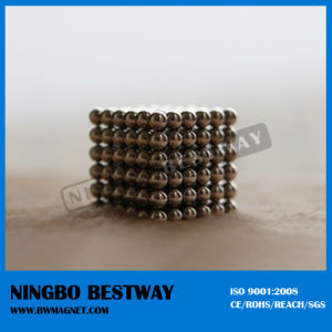 Black Coating Buckyball pictures & photos