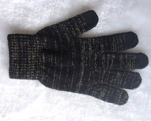 Promotion Knitted Acrylic Warm Magic Touch Screen Gloves/Mittens