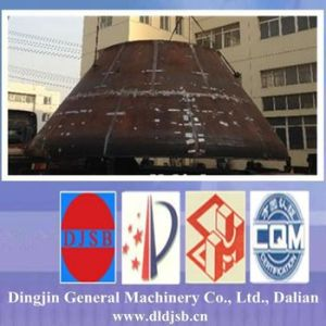 Cladding Plate Reaction Tower Cone pictures & photos