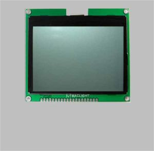 240X160 Dots Graphic Cog LCD Module with PCB pictures & photos