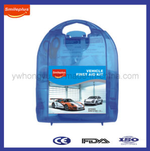 Vehicle First Aid Kit with CE, FDA Certificates pictures & photos
