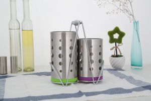 Kitchenware Chopstick Holder Stainless Steel Chopstick Holder Set (QW-0245) pictures & photos