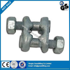 China Us Type 1 Inch Diameter Wire Rope Fist Grip Clip - China ...