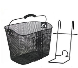 Hot Sale Steel Material Bicycle Basket for Bike (HBG-136) pictures & photos
