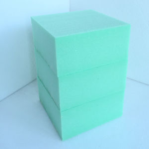Fuda Extruded Polystyrene (XPS) Foam Board B3 Grade 150kpa Green 50mm Thick