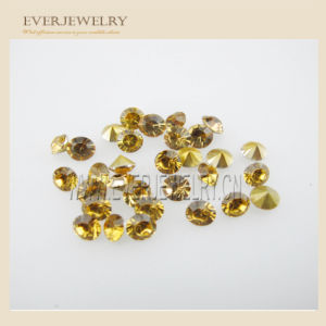 Wholesale 888 Crystal Pointback Rhinestone for Decoration pictures & photos