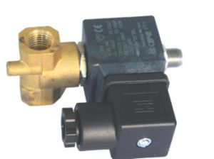 Air Compressor Part 110V Ball Solenoid Valve pictures & photos