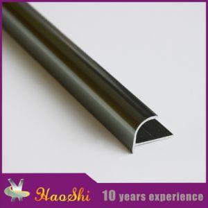 Round Open Type Aluminum Tile Trim Corner Guards (HSRO-350)