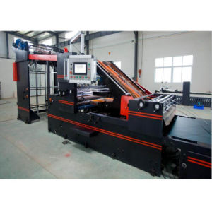 Automatic High Speed Flute Laminating Machine pictures & photos