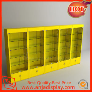 Wooden Shoes Display Rack Display Shelf Furniture for Shop pictures & photos