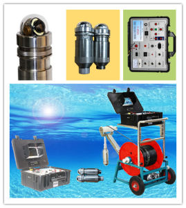 Deep Underwater Camera, Water Well Camera, and Borehole Camera for Drilling Hole Inspection pictures & photos