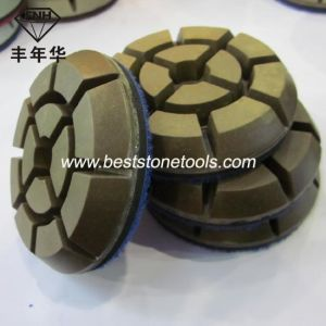 Cr-7 Super Floor Dry Pads for Concrete Polishing pictures & photos
