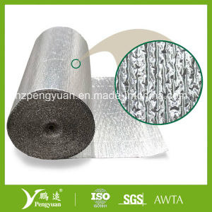 Multilayer Bubble Insulation Faced Double Side Alu Foil pictures & photos