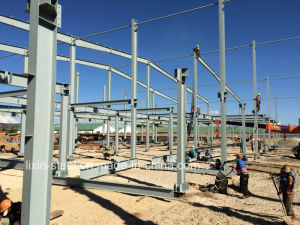 Low Cost Modular Steel Structure Building as Workshop and Warehouse pictures & photos