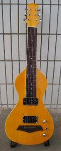 Aiersi Solid Basswood Electric Weissenborn Lap Steel Guitar pictures & photos