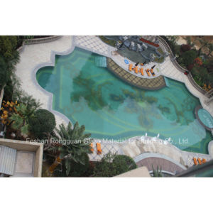 Glass Mosaic Tile for Swimming Pool and Jacuzzi Decoration pictures & photos