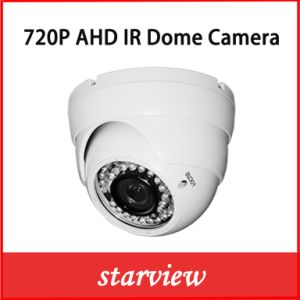 "1/2.8"" Sony CMOS 1.0MP 720p Ahd IR Dome CCTV Camera pictures & photos"