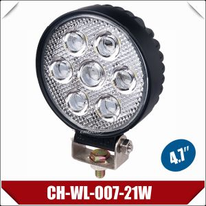 """4.8"""" 21W LED Agricultural, Industrial&Construction Machinery Working Lamp (CH-WL-007-21W)"""