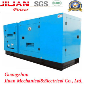 10kVA 100kVA 250kVA Generator Silent Power Electric Diesel Generator Set Genset Price Sound Proof for Guangzhou Factory pictures & photos