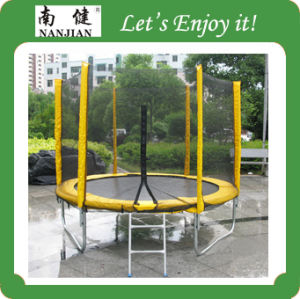 Nj Gym Equipment 10 Ft Trampoline Bed pictures & photos