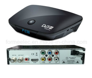 DVB-T DVB-T2 HD FTA Set Top Box pictures & photos