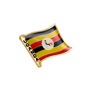 National Flag Lapel Pin, Metal Badges (GZHY-LP-024) pictures & photos