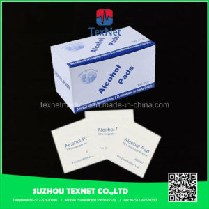 Ce&ISO Certificated Medical Injection Alcohol Pad pictures & photos