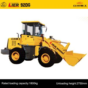 Wheel Loader for High Quality (Lier -920G) pictures & photos