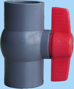 Best-Seller PVC Ball Valve PVC Valve for Irrigation pictures & photos