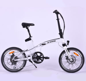 2016 New Design Folding E-Bike pictures & photos