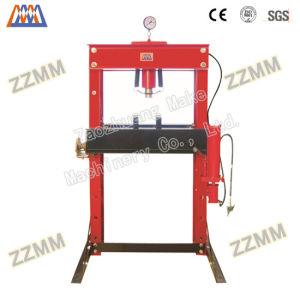 Hydraulic Pneumatic Gantry Shop Press Machine (HP-40Q) pictures & photos