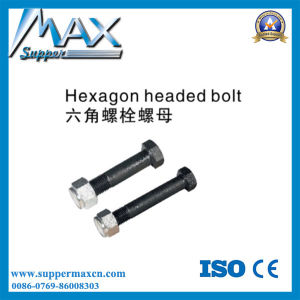 Suspension Truck/Trailer/Semitrailer Parts China OEM Hexagon Headed Bolt pictures & photos