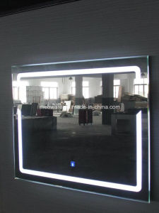 2015 Big Popular LED Bathroom Mirror pictures & photos