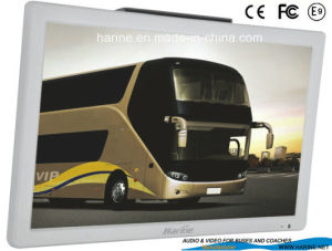 18.5 Inch Fixed LED Coach Bus Monitor pictures & photos
