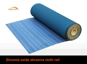 Zirconia Oxide Abrasive Cloth Roll pictures & photos