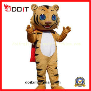 Custom Made Tiger Cartoon Mascot Costume for Carnival pictures & photos