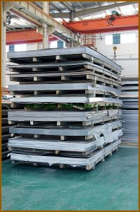 Duplex Stainless Steel Sheet Stainless Steel Spring Sheet pictures & photos