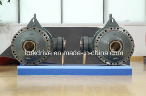 Concrete Mixer Twin Gearbox pictures & photos