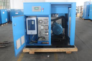 37kw Variable Speed Screw Air Compressor pictures & photos