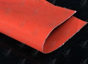 Fire Fighting Silicon Rubber Coated Fibergkass Cloth pictures & photos